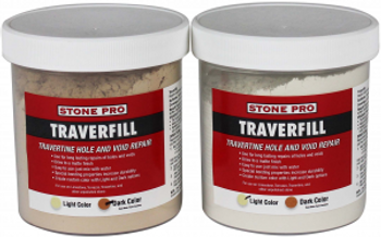 TRAVERFILL - TRAVETINE HOLE FILLER - 3 LB, STONEPRO
