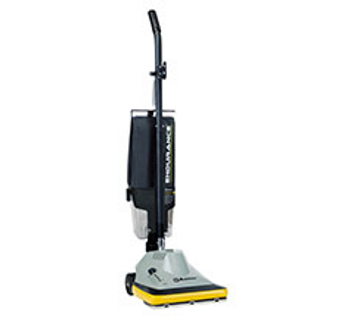 "UPRIGHT VACUUM - 12"" W/DUST CUP -  KOBLENZ"