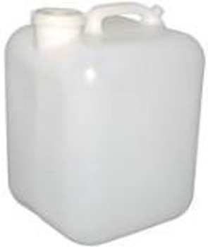 SQUARE JUG - 5 GAL - HEADPAK