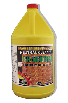 pH NEUTRAL CLEANER - GAL, CTI