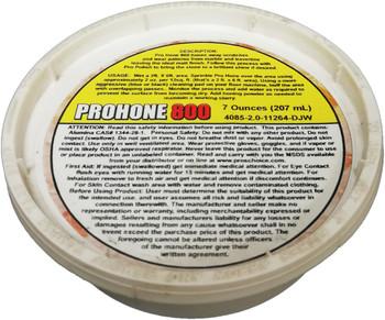 PRO HONE 800 - 10 OZ TUB, CTI