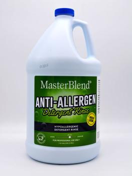 ANTI ALLERGEN DETERGENT RINSE - GAL, MASTERBLEND