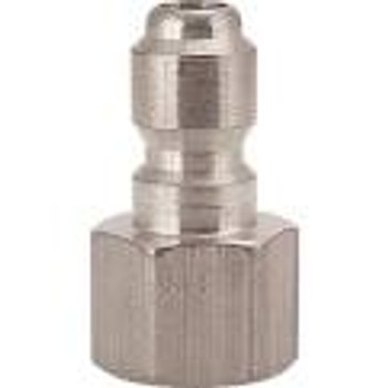 "QUICK CONNECT - 1/8"" FPT - MALE - STAINLESS"