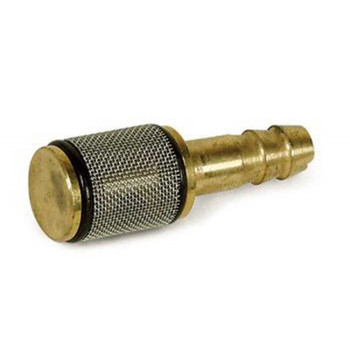 CHEMICAL FILTER - BRASS - W/ CHECK VALVE