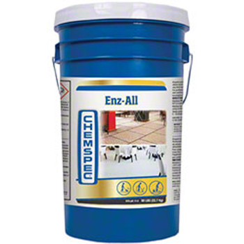 ENZ ALL - PAIL - 40 LB, CHEMSPEC