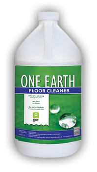 FLOOR CLEANER - ONE EARTH - GAL, CHEMSPEC