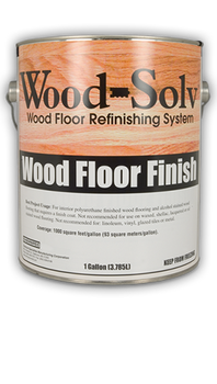 SEMI GLOSS FINISH - WOOD SOLV - GAL, CHEMSPEC<<<DISCONTINUED
