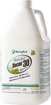 DECON 30 - GAL, BENEFECT
