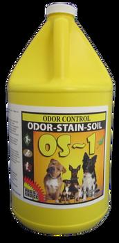 OS 1 - ODOR/STAIN/SOIL - GAL, CTI