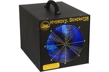 TITAN 2000 - HYDROXYL GENERATOR, INTERNATIONAL OZONE