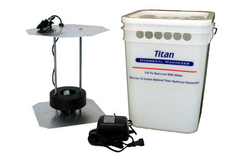 TITAN - HYDROXYL MAXIMIZER, INTERNATIONAL OZONE