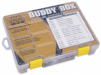 BUDDY BOX - PRESSURE WASHER PARTS PACK, MI-T-M
