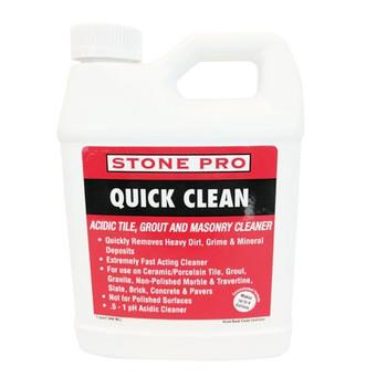 QUICK CLEAN - QT, STONEPRO