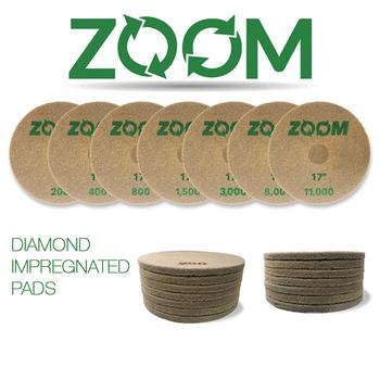 """ZOOM DIP DIAMOND PAD KIT - 17"""", STONEPRO"""
