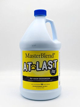 AT LAST - GAL, MASTERBLEND