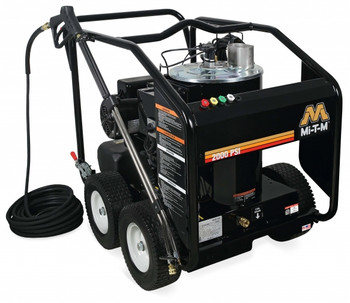 MI-T-M - HSE-2003-0MM11* 2000 PSI ELECTRIC PRESSURE WASHER W/HEATER