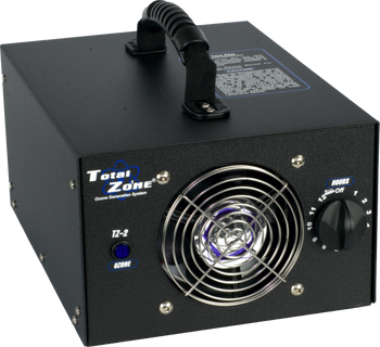 Total Zone TZ-1 Ozone Generator *1500mg Ozone (up to 60k cu ft)