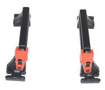 HANDLES, SET FOR SPOT LIFTER/CLAW