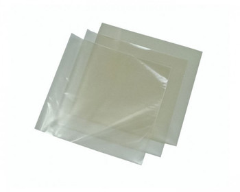 "PLASTIC SQUARES - 4"" X 4"" BUNDLE - 1000/CS"