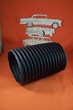 "HOSE - DUCTING - BLOWER INLET - 4.5"", CLEANCO"