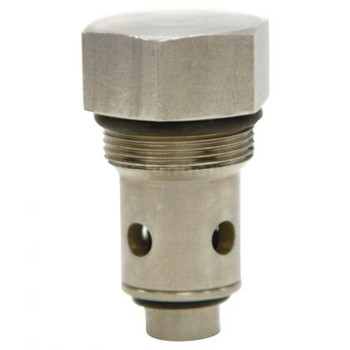 CHECK VALVE - OUTLET - MANIFOLD - STAINLESS - 1/2""