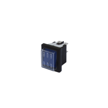 ROCKER SWITCH - 2-POSITION, MYTEE