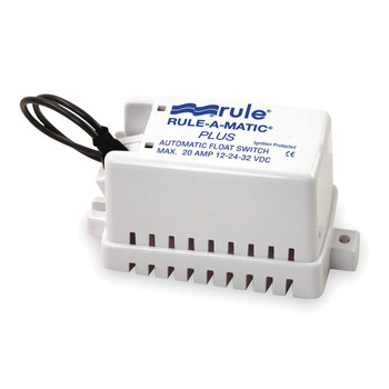 FLOAT SWITCH - WHITE - AUTOMATIC MARINE - RULE