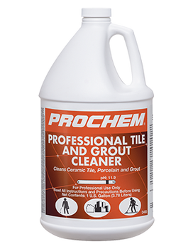 PROFESSIONAL TILE & GROUT CLEANER - GAL, PROCHEM