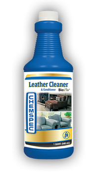 LEATHER CLEANER - QT, CHEMSPEC