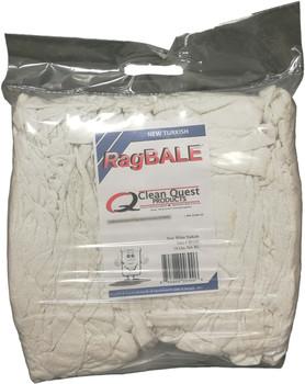 TOWELS - MINI RAG - 2 LB - BALE