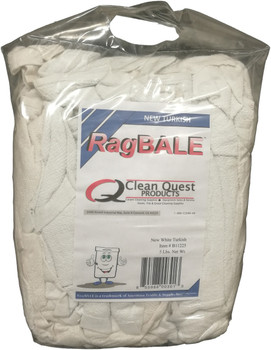 TOWELS - MINI RAG - 5 LB - BALE