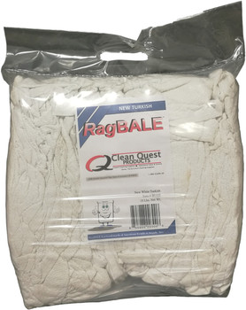 TOWELS - MINI RAG - 10 LB - BALE