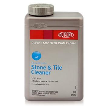 STONE & TILE CLEANER - QT, STONETECH