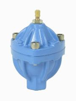 "PULSATION DAMPENER - CAT - 1/2"" NPT(F) - 200 PSI"