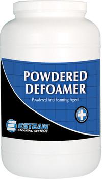POWDER DEFOAMER - 6 LB, ESTEAM
