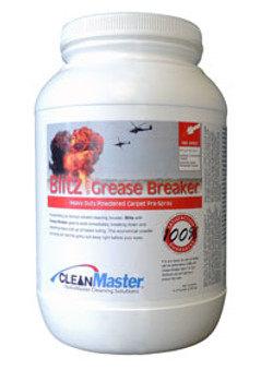 BLITZ W/GREASE BREAKER - HD PRESRAY - 6.5LB, HYDRAMASTER