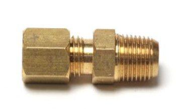 "COMPRESSION FIT - 1/8"" NPT X 3/16"", DRIMASTER"