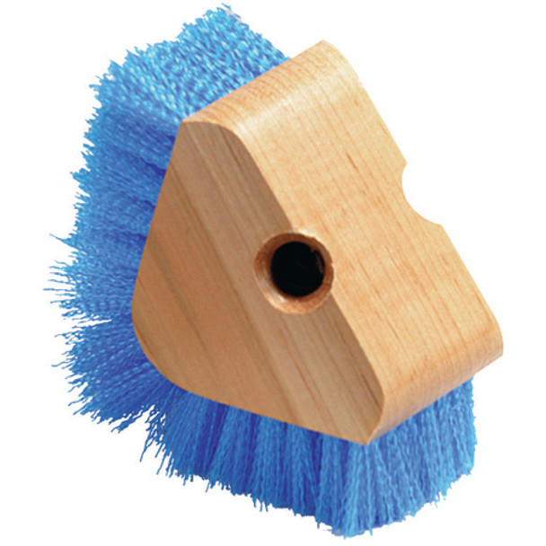 TRIANGULAR BASE SCRUBBER