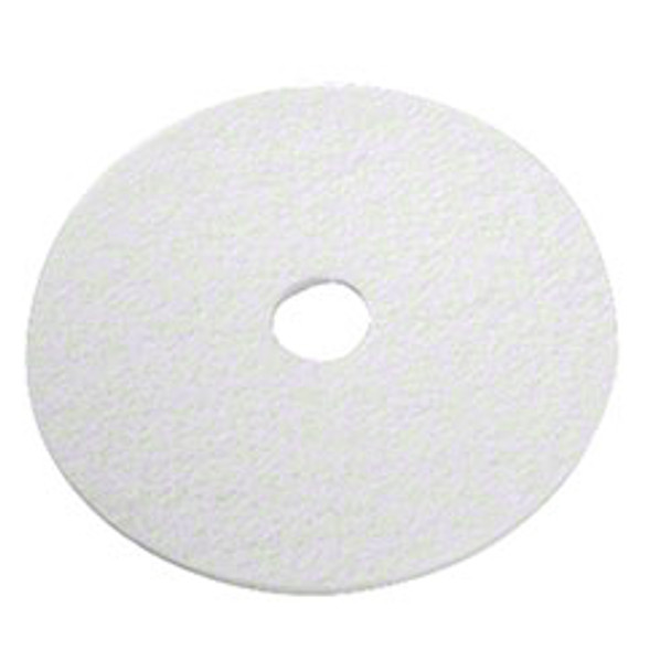 "PAD - 7 3/4""  - WHITE - SUPER GLOSS - (SOLD BY CASE ONLY)"