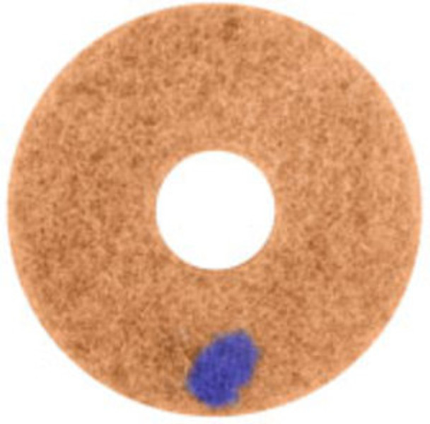 "SPINERGY STONE POLISHING PAD - 17"" - 1500 GRIT - PURPLE"