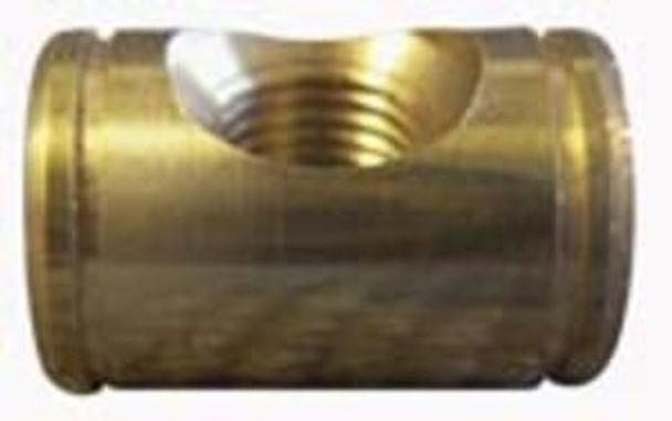 NUT - HANDLE LOCK - BRASS - RX20, HYDRAMASTER