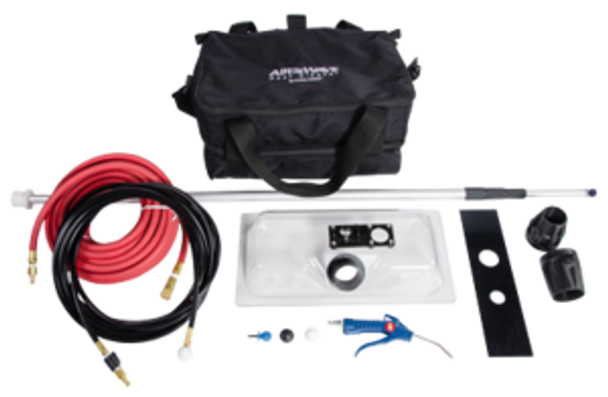 AIR WAVE DUCT CLEANING SYSTEM, HYDROFORCE