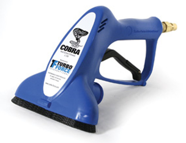 COBRA HARD SURFACE HAND TOOL, TURBO FORCE