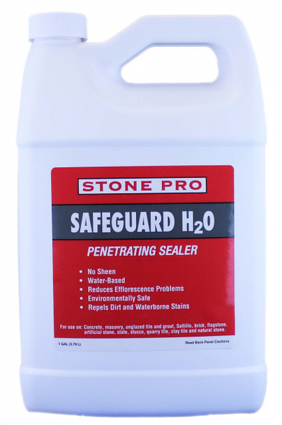 SAFEGUARD H2O SEALER - GAL, STONEPRO