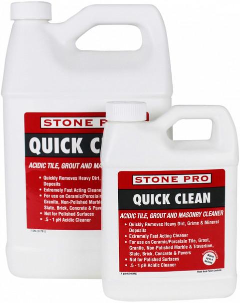 QUICK CLEAN - GAL, STONEPRO