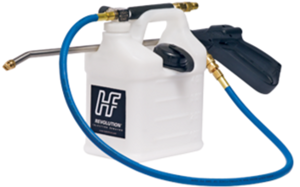 REVOLUTION HP - HYDROFORCE INJECTION SPRAYER
