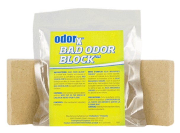 ODORX BAD ODOR BLOCK, PRO RESTORE