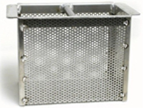 STAINLESS WASTE TANK FILTER BASKET, PROCHEM