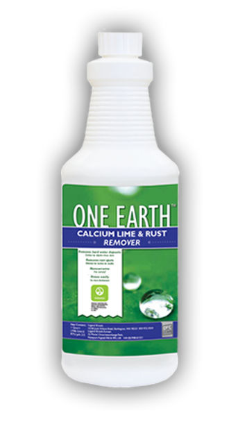 CALCIUM LIME RUST REMOVER - ONE EARTH - QT, CHEMSPEC
