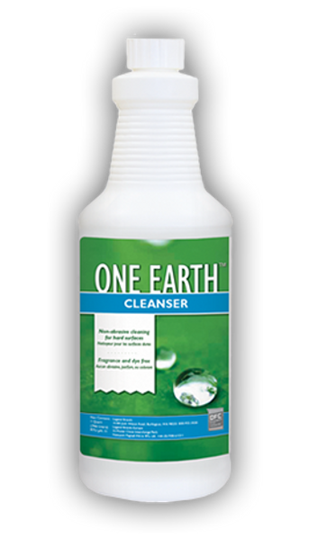 CLEANSER - ONE EARTH - QT, CHEMSPEC